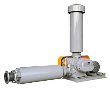 máy thổi khí longtech 125