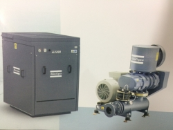 Máy thổi khí Châu Âu AtlasCopco ZL10000 - Thiết bị Nam Phát